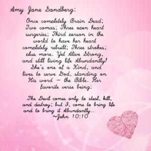 Amyjane testimoney